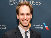 Tony-nominated set designer David Korins attends the opening night of Les Liaisons Dangereuses. His work will be featured in both Dear Evan Hansen  and War Paint this season.
