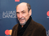 Oscar winner and Broadway vet F. Murray Abraham attends the Broadway opening of Les Liaisons Dangereuses.