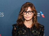 Broadway alum Gina Gershon works it.