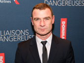 Liev Schreiber hits the red carpet.