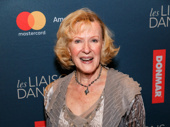 Broadway vet Joy Franz returns in Les Liaisons Dangereuses.