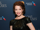 Laura Sudduth makes her Broadway debut in Les Liaisons Dangereuses.