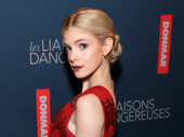 Elena Kampouris marks her Great White Way debut with Les Liaisons Dangereuses.
