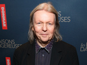 Christopher Hampton attends the opening night of Les Liaisons Dangereuses.