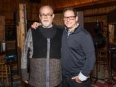 Falsettos' composer and lyricist William Finn gets together with Ghostlight Records' creator Kurt Deutsch.