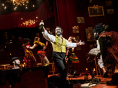 Josh Groban as Pierre in Natasha, Pierre and the Great Comet of 1812.