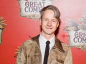 Hedwig and the Angry Inch scribe John Cameron Mitchell hits the red carpet.