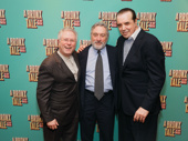 Check out this dream team: A Bronx Tale's Alan Menken, Robert De Niro and Chazz Palminteri.