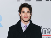 Broadway.com Audience Choice Award winner Darren Criss looks sharp.