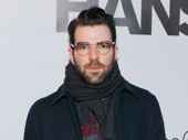 Zachary Quinto hits the red carpet.