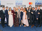 Congrats to Dear Evan Hansen's entire company on their Broadway opening. Experience the moving production at the Music Box Theatre!