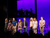 Happy opening to Dear Evan Hansen's fantastic company!