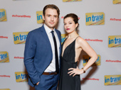 In Transit stars James Snyder and Margo Seibert hit the red carpet.