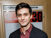 Significant Other star Gideon Glick looks sharp.