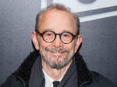 Broadway legend Joel Grey steps out for opening night of Sunset Boulevard.