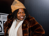 Tony winner Lillias White is red carpet-ready.
