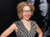 Charlie and the Chocolate Factory-bound Jackie Hoffman hits the red carpet.