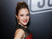 Bandstand babe Laura Osnes strikes a pose.