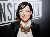 Tony winner Lena Hall is ready for her close-up.