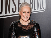 Welcome back to Broadway and Sunset Boulevard, Glenn Close! See the revival at the Palace Theatre through May 28.