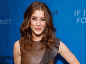 Screen fave Kate Walsh strikes a pose for her off-Broadway debut in If I Forget.