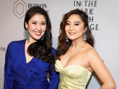 We love a reunion! Sunday in the Park with George's Ruthie Ann Miles and Ashley Park also starred in The King and I together.