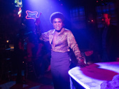 Nathan Lee Graham as Willie in The View UpStairs.