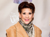 On Your Feet!'s Doreen Montalvo attends the off-Broadway opening of The View UpStairs.