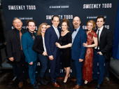 Happy opening to the cast of Sweeney Todd! Catch this thrilling production off-Broadway at the Barrow Street Theatre.