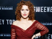 Broadway legend Bernadette Peters strikes a pose on the red carpet.