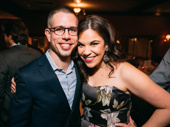 Tony-winning playwright Stephen Karam and Significant Other's Lindsay Mendez get together.