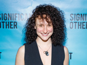 Broadway alum Tracee Chimo, who starred in Joshua Harmon's Bad Jews, hits the red carpet.