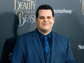 Tony nominee Josh Gad is upping the LeFou style game.