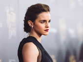 It's no wonder that her name means beauty! Emma Watson dazzles on the red carpet.