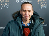 Gilbert Gottfried best known as the voice of Iago in Aladdin gets ready to see Disney magic on the big screen.