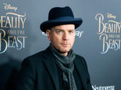 Ewan McGregor lights up our lives! Because, you know, he's playing Lumière.