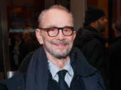 Broadway legend Joel Grey has arrived.