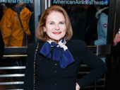 Four-time Tony nominee Tovah Feldshuh strikes a pose.