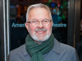 Tony winner Walter Bobbie steps out for opening night of The Price.