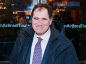 Tony nominee Richard Kind attends The Price's Broadway opening.