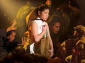 Eva Noblezada as Kim in Miss Saigon.