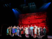 Congrats to the effervescent company of Broadway's vibrant Miss Saigon. Catch it at the Broadway Theatre!