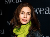 The Price's Jessica Hecht takes a photo.