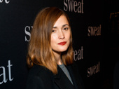 Stage and screen star Rose Byrne hits the red carpet.