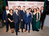 This company made it to Broadway in one piece! Catch The Play That Goes Wrong at the Lyceum Theatre.