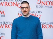 Stage and screen star Zachary Quinto is on the scene.