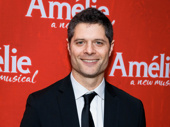Pulitzer Prize and Tony winner Tom Kitt suits up.