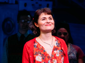 Tony nominee Phillipa Soo is officially back on Broadway! The Amélie star takes her opening night curtain call.