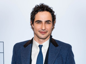 Fashion designer Zac Posen knows how to work a red carpet.