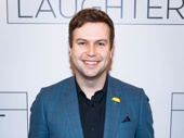 Hamilton's Taran Killam steps out to support his wife Cobie Smulders.